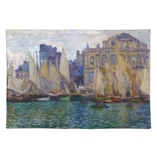 The Havre Museum Claude Monet Place Mat