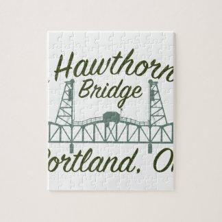 The Hawthorne Bridge Puzzles