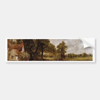 The Hay Wain By Constable John (Best Quality) Bumper Sticker