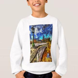 The Headless Horseman Bridge Art Sweatshirt