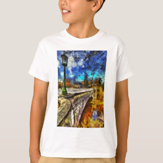 The Headless Horseman Bridge Art T-Shirt