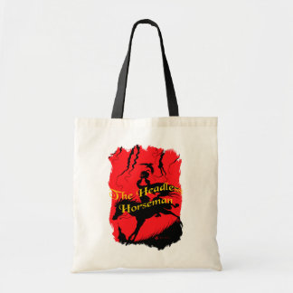 The Headless Horseman Halloween Tote