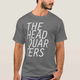 The Headquarters, New York City T-Shirt