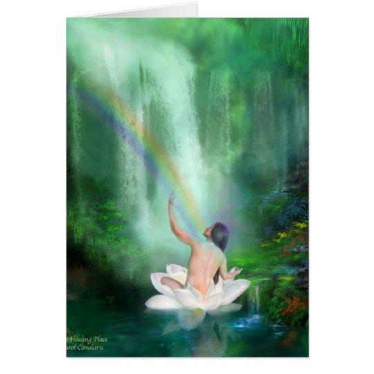 The Healing Place Art Card
