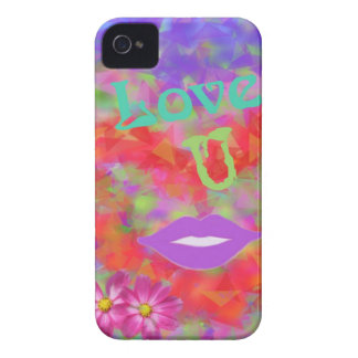 The heart also speaks of love Case-Mate iPhone 4 case