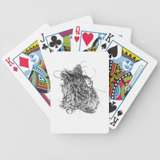 The Heart Bicycle Playing Cards
