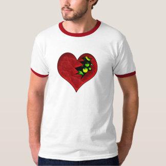 the heart broken T-Shirt
