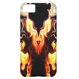 The Heart of Fire iPhone 5C Cases