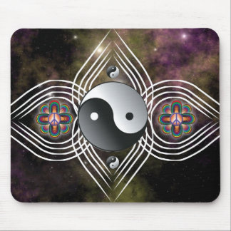 The Heart Of The Universe Mouse Pad