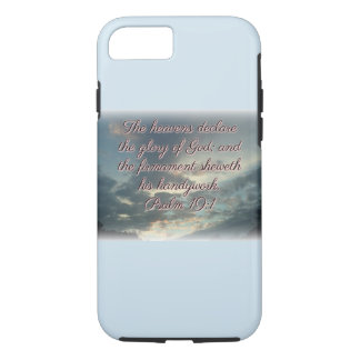 The Heavens Declare His Glory iPhone 8/7 Case