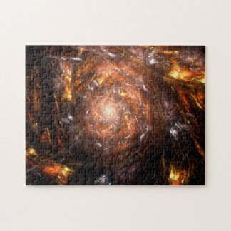 The Heavens Erupt Jigsaw Puzzle