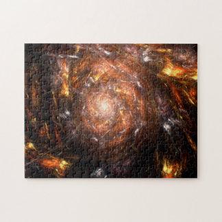The Heavens Erupt Puzzle