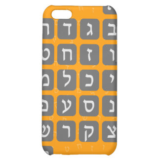 The Hebrew Alphabet iPhone 5C Case