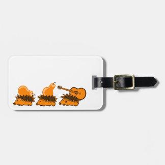 The Hedgehog Gang Luggage Tag