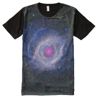 The Helix Nebula All-Over Print T-Shirt