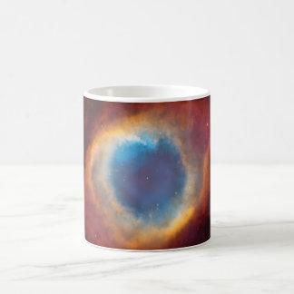 The Helix Nebula Basic White Mug