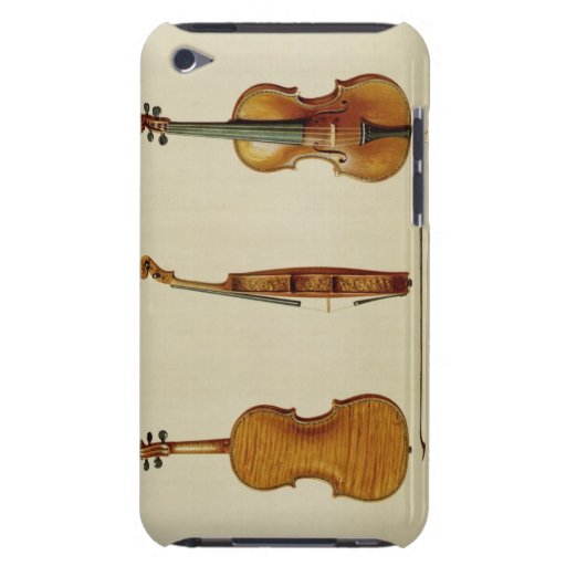 The Hellier violin made by Antonio Stradivarius (c iPod Touch Cover