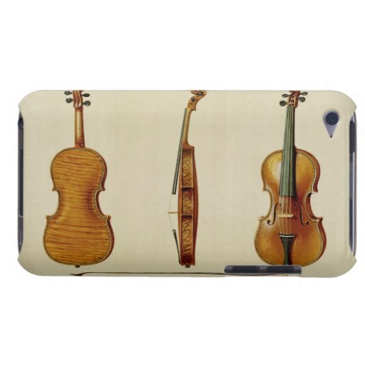 The Hellier violin made by Antonio Stradivarius (c Barely There iPod Case