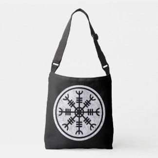 The Helm Of Awe Crossbody Bag