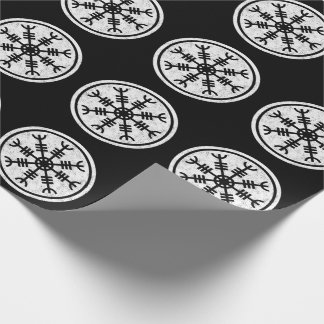 The Helm Of Awe Wrapping Paper