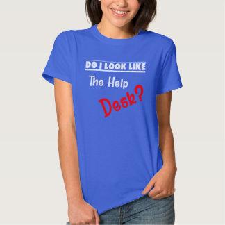 THE HELP DESK T-SHIRT