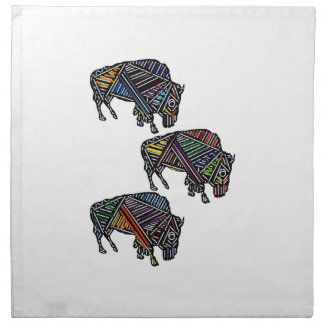 THE HERDS MOVEMENT NAPKIN