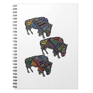 THE HERDS MOVEMENT SPIRAL NOTEBOOK