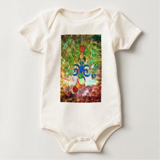 The Hermit Baby Bodysuit
