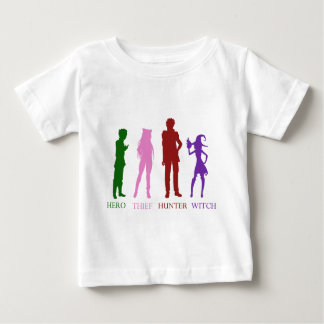 The Heroes Baby T-Shirt
