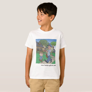 The Hiccup Book - kids tagless t-shirt - Mailman