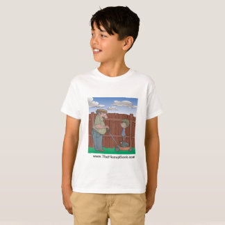 The Hiccup Book - kids tagless t-shirt - Neighbor