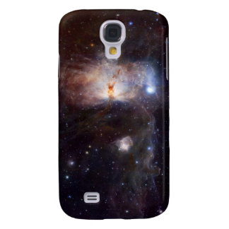 The hidden fires of the Flame Nebula Galaxy S4 Cases