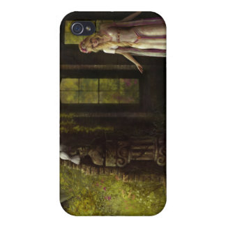 The Hidden Place Case For The iPhone 4