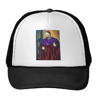 The High Priest (expressionism portrait) Hats