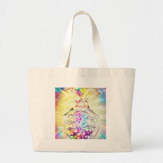 The High Priestess Large Tote Bag