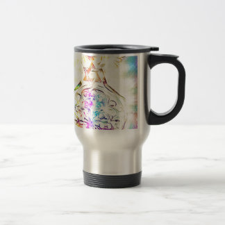 The High Priestess Travel Mug