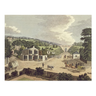 The Highgate Archway Postcard