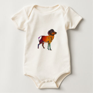 THE HIGHLAND WAY BABY BODYSUIT