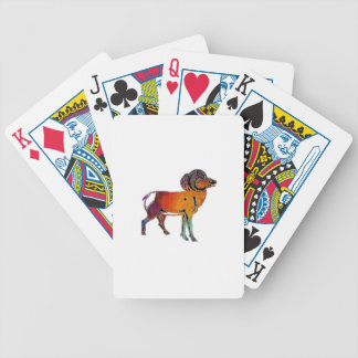 THE HIGHLAND WAY BICYCLE PLAYING CARDS