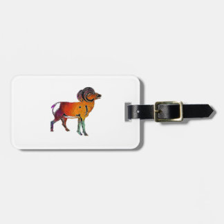 THE HIGHLAND WAY LUGGAGE TAG