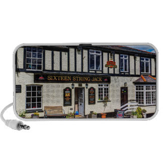 The Highwayman Pub iPhone Speaker