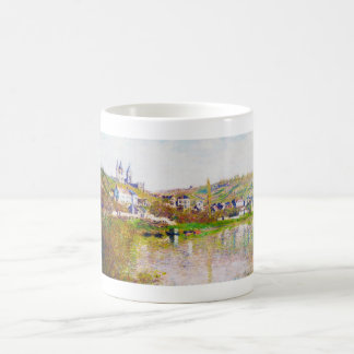 The Hills of Vetheuil, 1880 Claude Monet cool, old Coffee Mug
