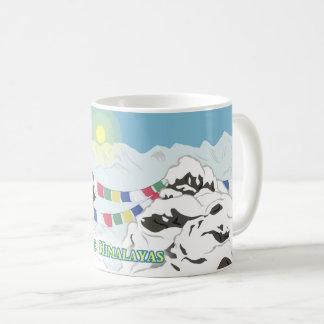 The Himalayas Coffee Mug