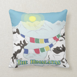 The Himalayas Cushion