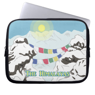 The Himalayas Laptop Sleeve