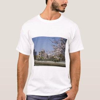 The Hiroshima city peaceful park atomic bomb dome* T-Shirt