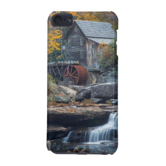 The Historic Grist Mill On Glade Creek iPod Touch (5th Generation) Covers