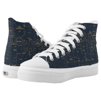 The History for Rock High Tops