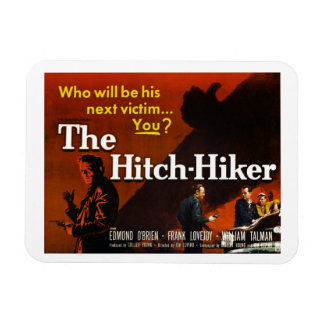 """""""The Hitch-Hiker"""" (1953) Magnet"""