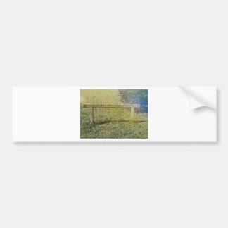 The Hitching Post Bumper Sticker